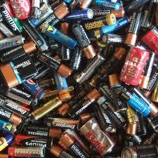 collectons les piles dans idée pour changer gyuohilom